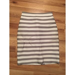 Kate Spade Stripe Skirt - Sz 2